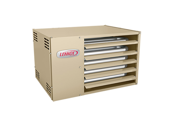 Lennox garage heater